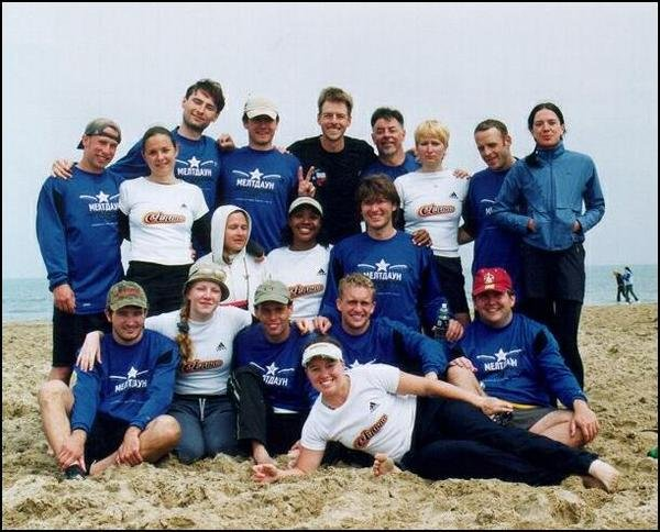 RIMINI 2003 ULTIMATE CHAMPIONSHIPFROGS 15-TH PLACEMELTDOWN 36-TH PLACE